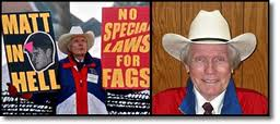 Is Fred Phelps a Common Bigot? Or an Evil Genius?