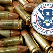 Congressmen Demand DHS Explain 1.6 Billion Bullets Purchase