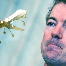 Rand Paul Drone
