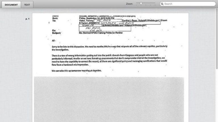 Geller, Atlas Shrugs…Impeach. White House New Email Bombshell