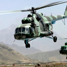 Obama To Spend $700 Million For Russian Helicopters For Afghanistan