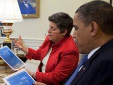 Barack Obama Janet Napolitano