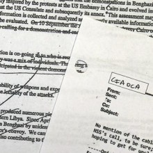 State Dept Emails Confirm Push to Edit Benghazi Talking Points