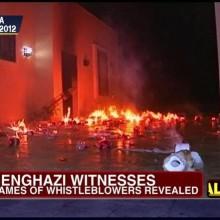 Benghazzi Witnesses