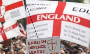 "Famous ""Anonymous"" Cyber-Hackers Allegedly Strike English Defence League"