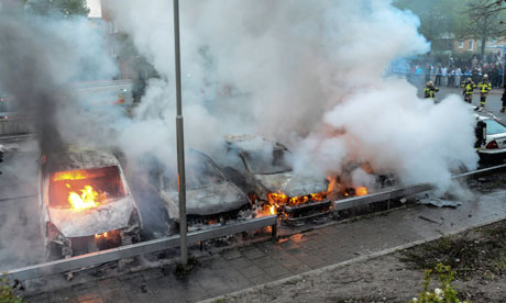 Why Aren't Americans Getting the Truth About the Riots in Sweden?