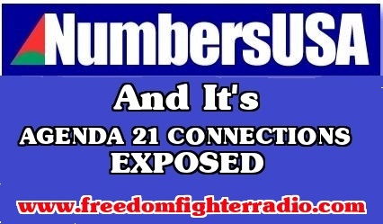 Numbers USA And Its Agenda 21 Connections