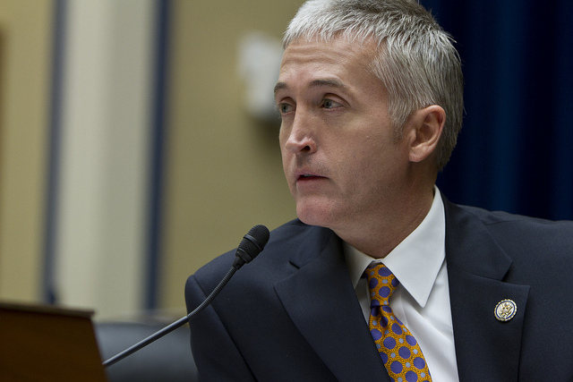"Gowdy Hammers Clinton Over Benghazi… ""You Can't Lie To Congress Whether You're Sworn In Or Not"""