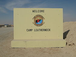 250px-Camp_Leatherneck_sign_01