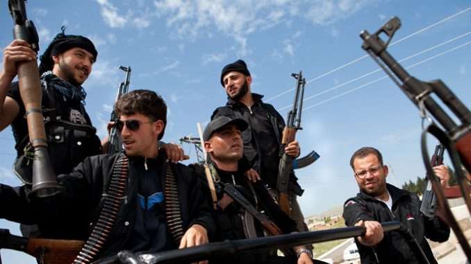 arming syrian rebels