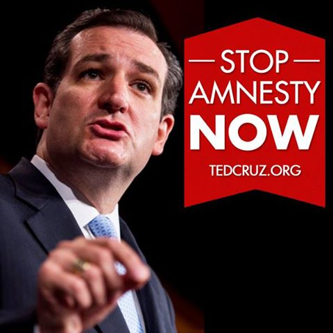 Ted Cruz Exposes the Amnesty Bill… $5000 Penalty for Hiring Citizens Over Legalized Aliens… SERIOUSLY!!!