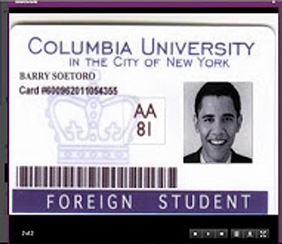 Barry Soetoro is no longer registered to vote in D.C.