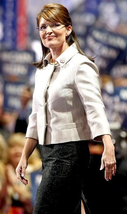 Palin forbidden to tell the truth about Obama in 2008 campaign