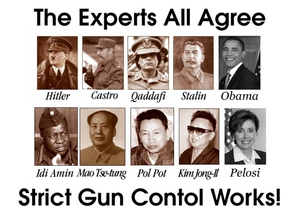 More Nonsense Gun Control From The Oval Idiot and the Gestapo.
