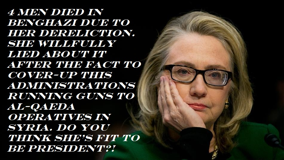 hillary clinton benghazi mami's shit hillary clinton and the real issue behind the benghazi
