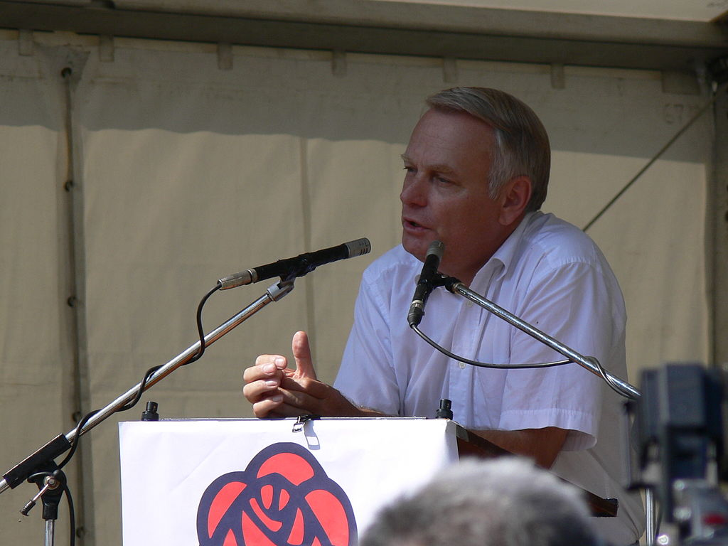 Prime Minister Jean-Marc Ayrault