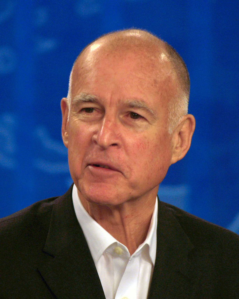 Jerry Brown By Phil Konstantin