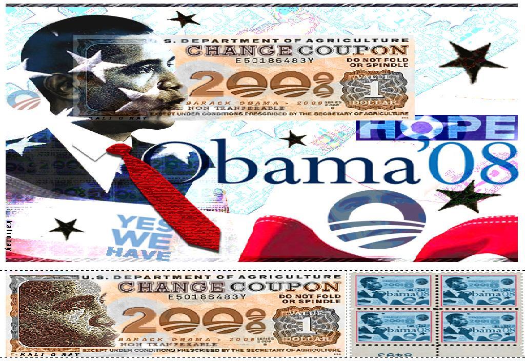 Obama Food Stamp
