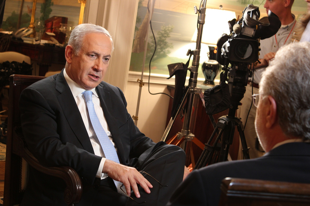 Prime Minister Netanyahu Interview with CNN's Wolf Blitzer