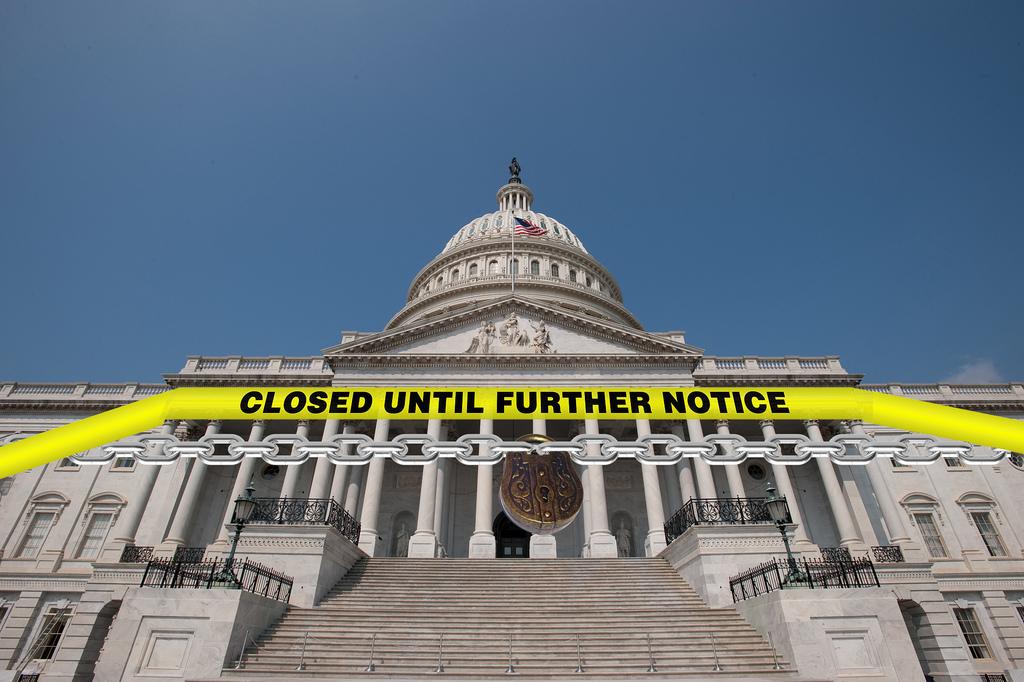 Shut Down Government