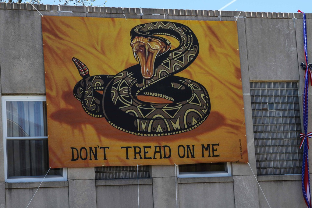 Gadsden-Flag