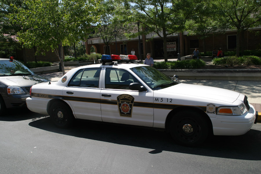 Pennsylvania State Police 1