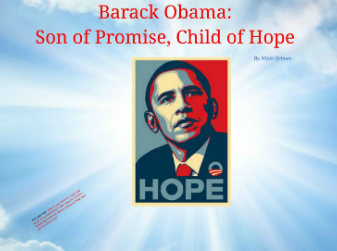 Common Core Introduces Barack Obama as Messiah in Lesson Plan