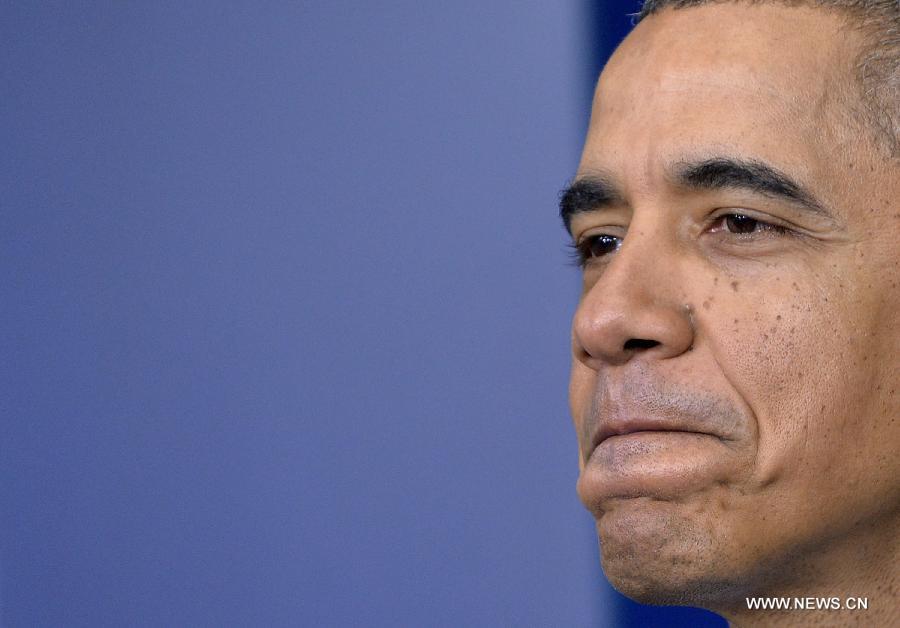 barack obama press conf 12-20-13