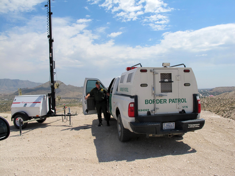 border patrol el paso