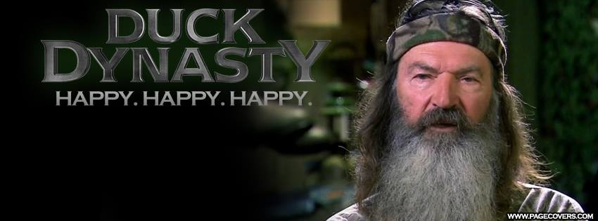 duck dynasty page cover