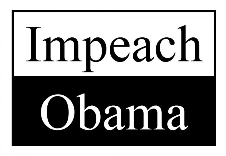 Democratic National Committee Begs for Money to Avoid Obama Impeachment