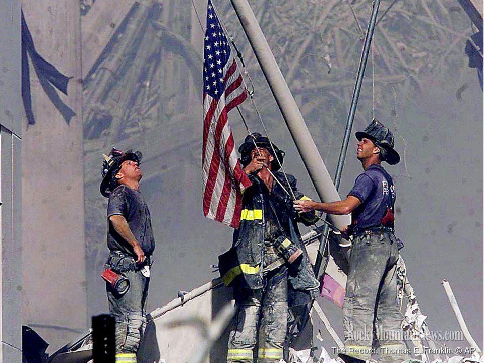9/11 heroes