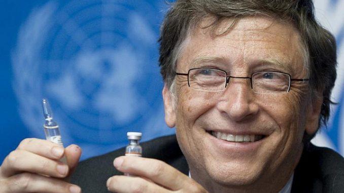 Bill Gates Nano Vaccine