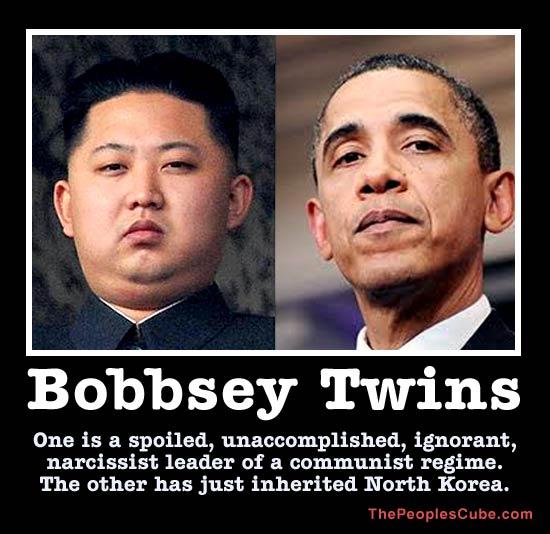 Obama Kim Jong Un