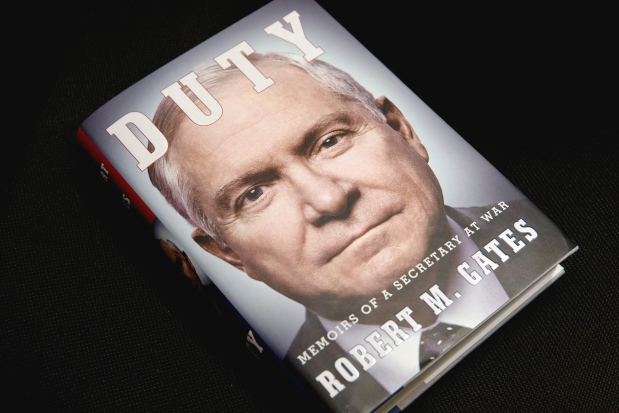 Robert Gates Book
