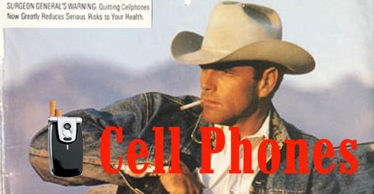 cell phones marlboro man
