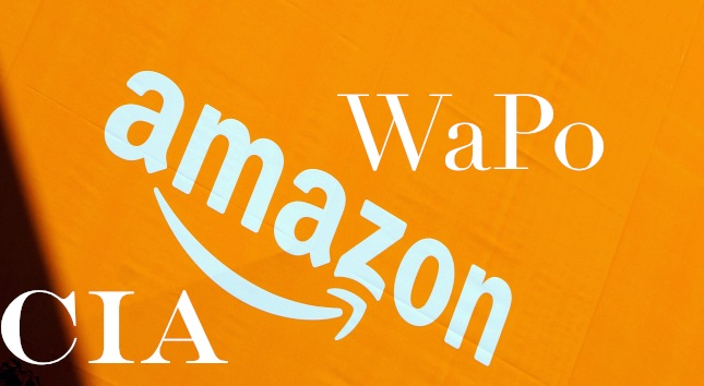 CIA Washington Post Amazon.com Jeff Bezos