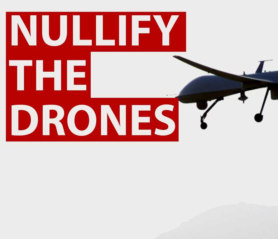 nullify the drones