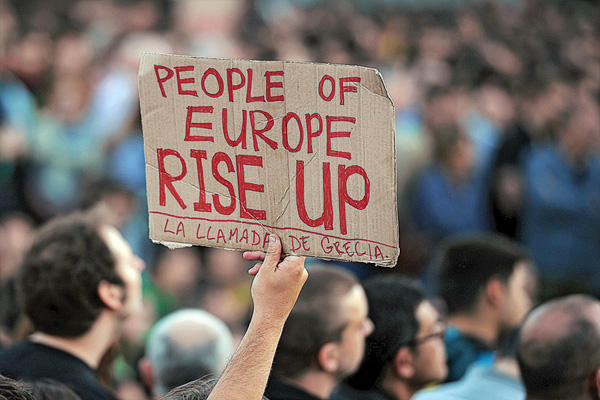 people of europe rise up