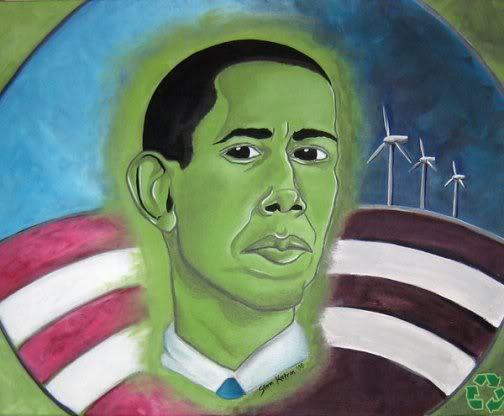 Green Gulag Barack Obama