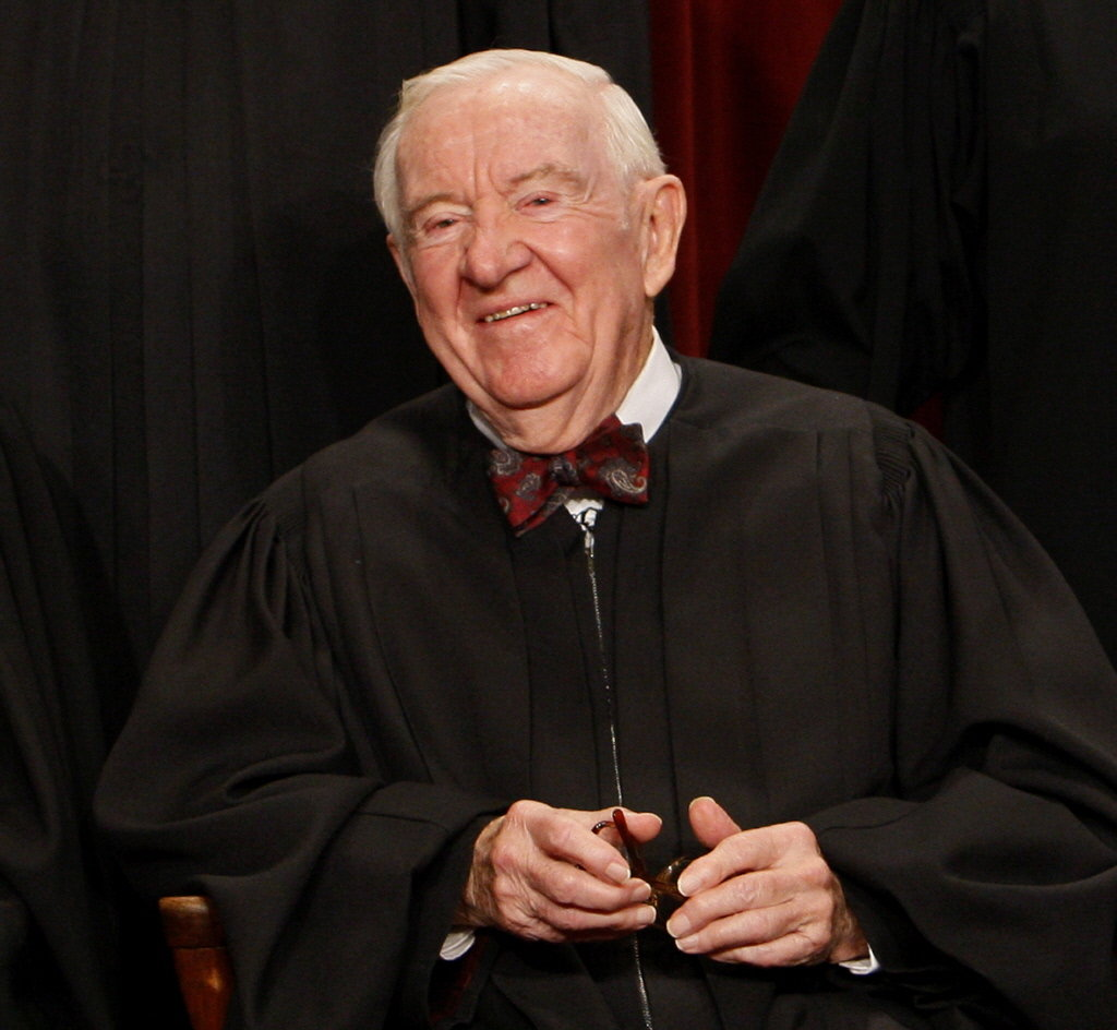 Supreme Court John Paul Stevens