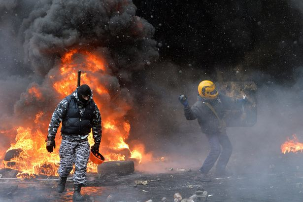 """The Future Of America: """"It's Coming… Ukraine is a Warning"""""""