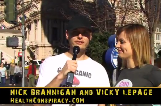 nick brannigan and vicky lepage
