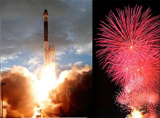 chemistry essay on fireworks