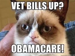 Veterinarian ObamaCare