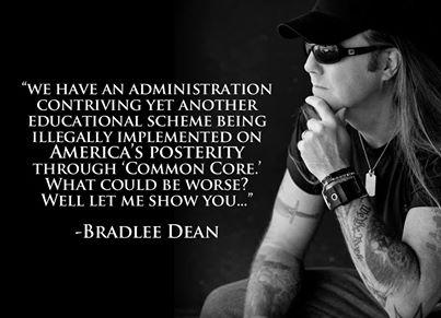 bradlee dean betryaing america's youth
