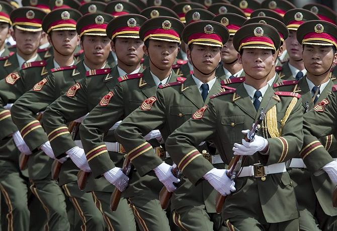 chinese military 2