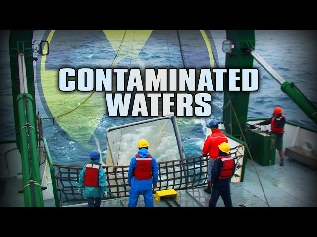 contaminated waters