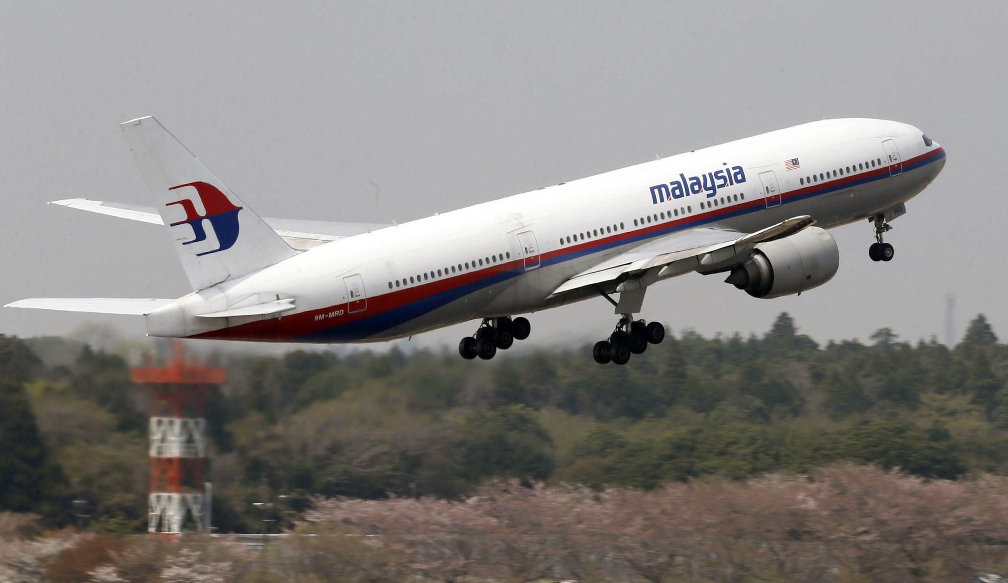 APphoto_Malaysia Plane