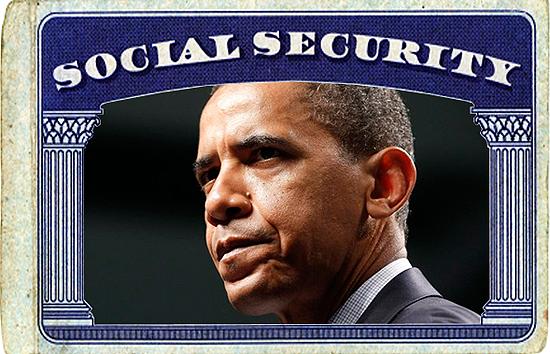 obama social security fraud
